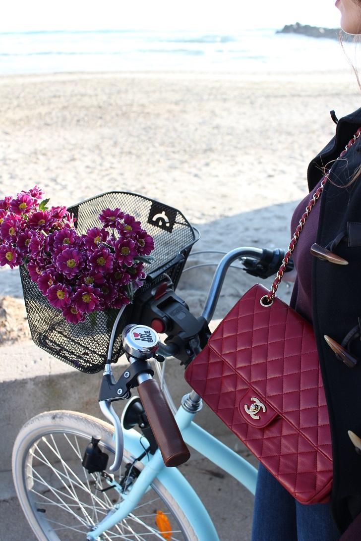blog mode montpellier,vélo décathlon,sac chanel,look plage,au pays de candy