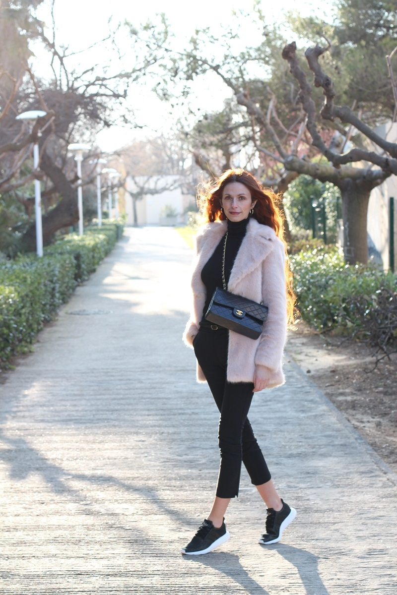 blog au pays de candy,blog mode,blog mode au pays de candy,blog mode montpellier,blog montpellier,blog palavas,blogmode,blogueuse mode,sac chanel,sac chanel vintage,veste fausse fourrure,baskets chaussettes,baskets adidas,swift run