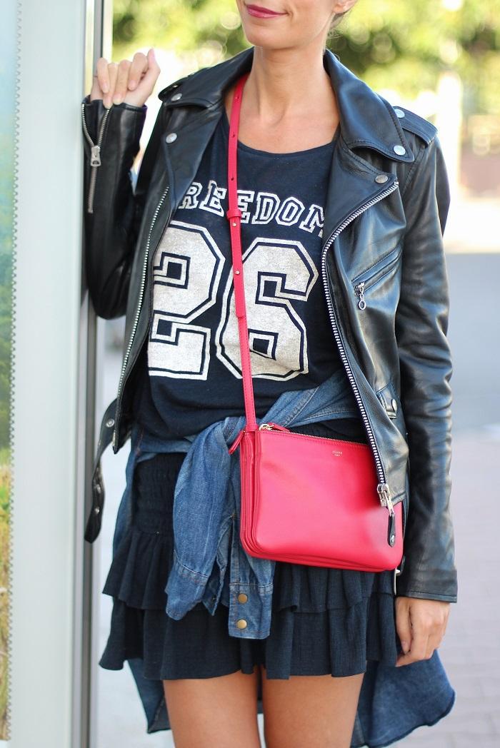 blog mode,blogueuse mode,au pays de candy,tendances,looks,comment s'habiller,idées tenue,chloé,susan boots,schott,perfecto,yesstyle,céline,trio bag