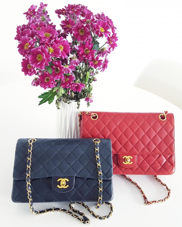 Sac chanel, chanel bag, Timeless, sac chanel drouot, chanel blog mode