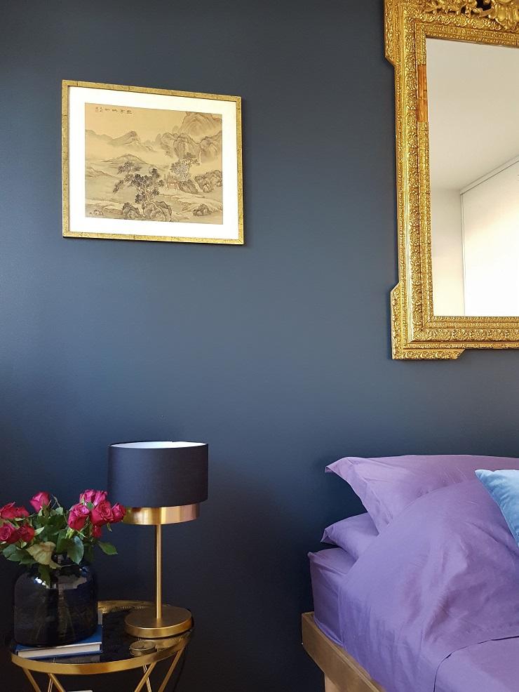 relooking chambre,chambre mur foncé,chambre bleu pétrole,chambre bleu paon,home sweet home,refaire sa chambre pour pas cher,déco scandinave,deco au pays de candy,mur bleu canard,mur bleu petrole,mur bleu paon
