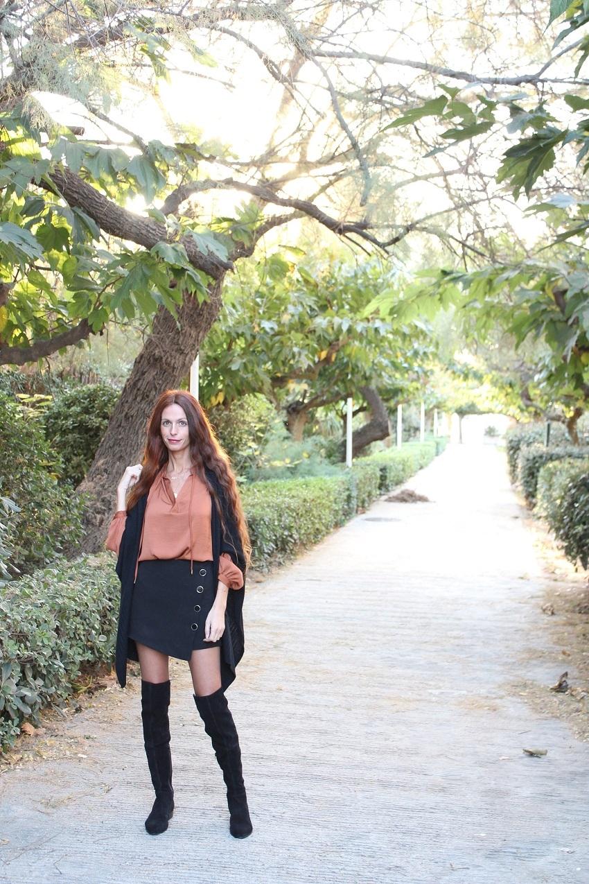 blog au pays de candy,blog mode,blog mode montpellier,blog montpellier,cuissardes,comment porter des cuissardes,tenue du jour